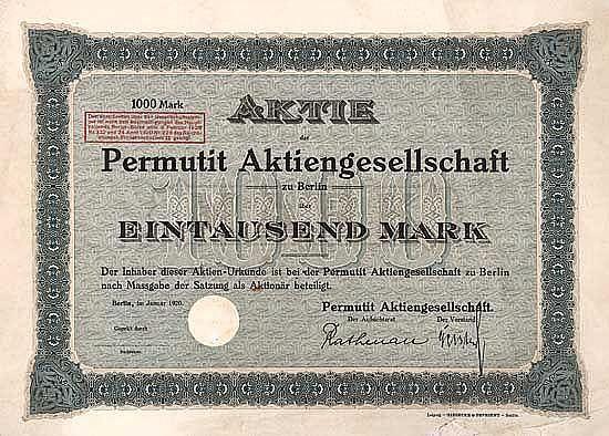 Permutit AG
