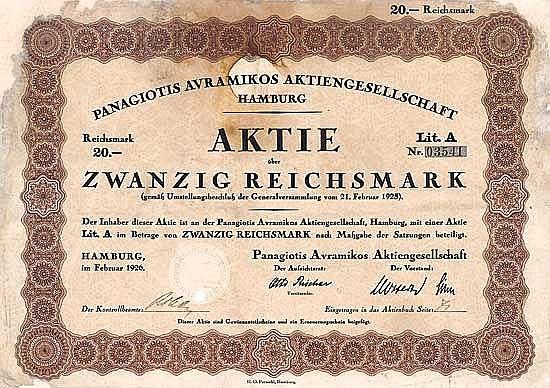 Panagiotis Avramikos AG