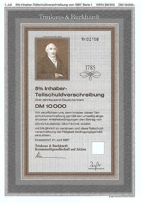 Trinkaus & Burkhardt KGaA