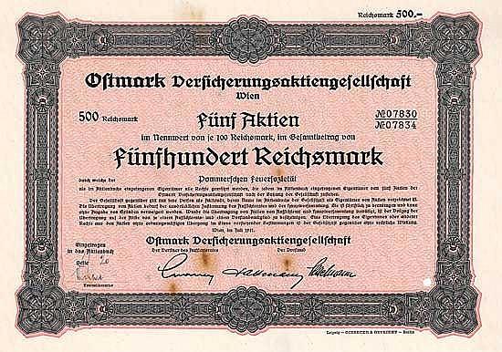 Ostmark Versicherungs-AG