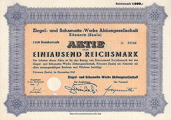 Ziegel- und Schamotte-Werke AG