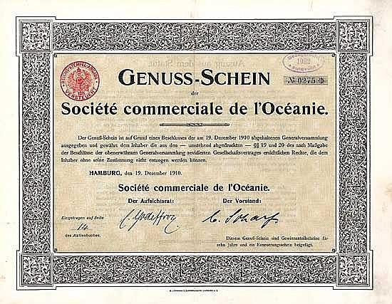 Société Commerciale de l'Océanie