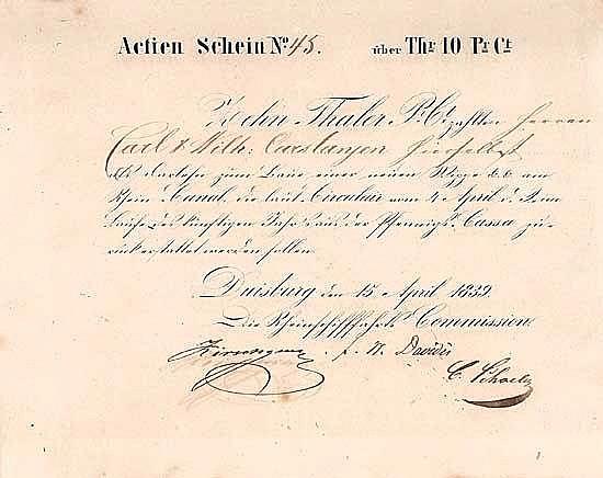 Rheinschifffahrts Commission