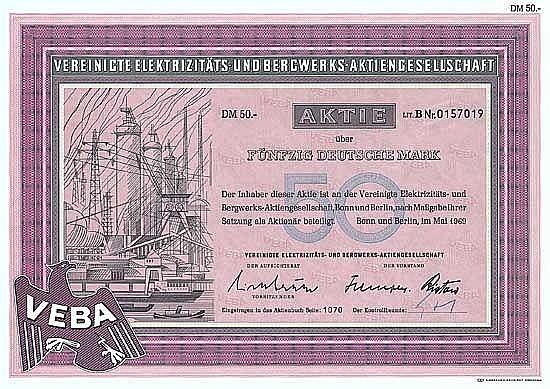 Vereinigte Elektrizitäts- und Bergwerks-AG