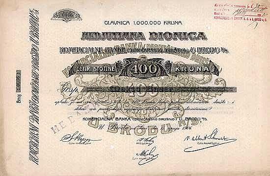 Komercialna Banka D.D. (Commercialbank AG)