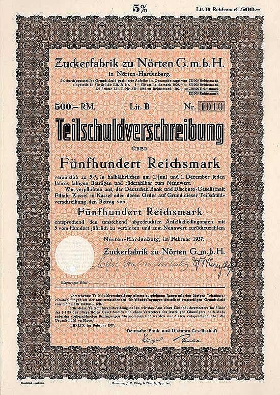 Zuckerfabrik zu Nörten GmbH