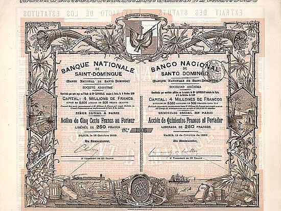 Banco Nacional de Santo Domingo S.A.
