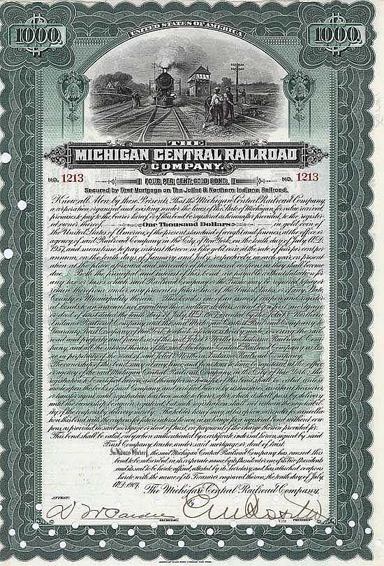 Michigan Central Railroad