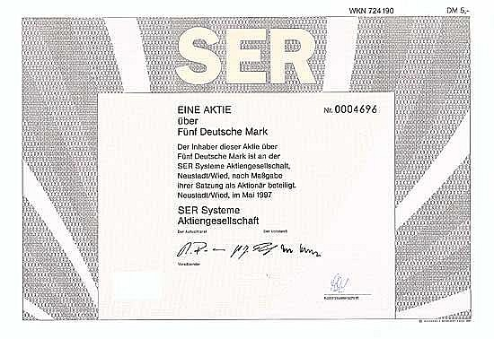 SER Systeme AG