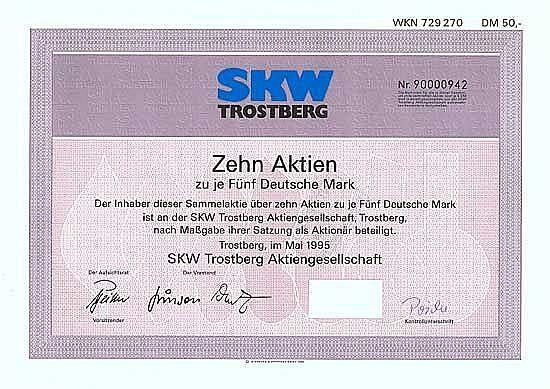 SKW Trostberg AG