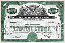 Pan American Airways Corp.
