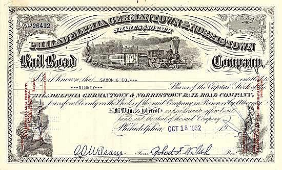 Philadelphia, Germantown & Norristown Railroad