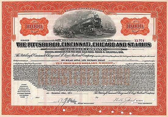 Pittsburgh, Cincinnati, Chicago & St. Louis Railroad
