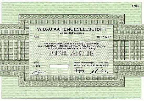 WIBAU AG