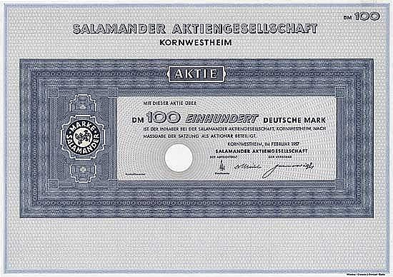 Salamander AG