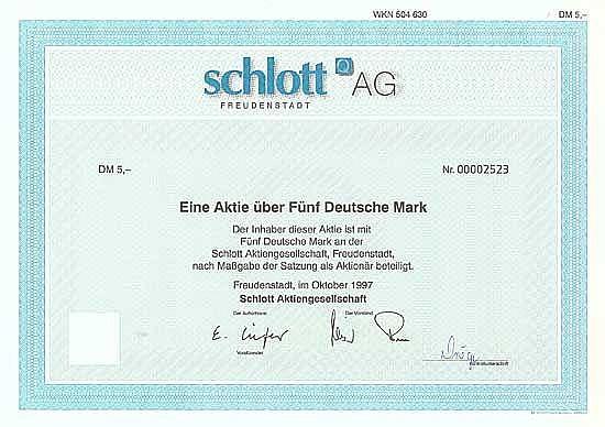 Schlott AG
