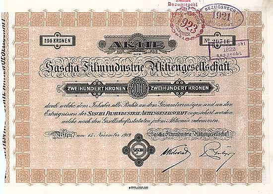 Sascha Filmindustrie AG