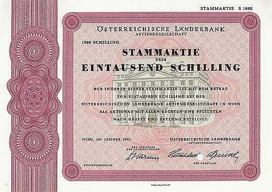 Österreichische Länderbank AG