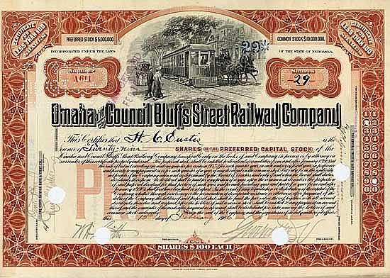 Omaha & Council Bluffs Street Railway