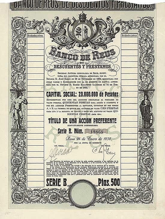 Banco de Reus