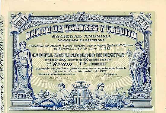Banco de Valores y Crédito S.A.