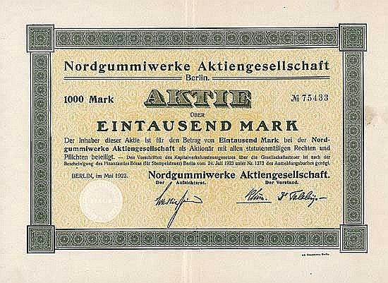 Nordgummiwerke AG