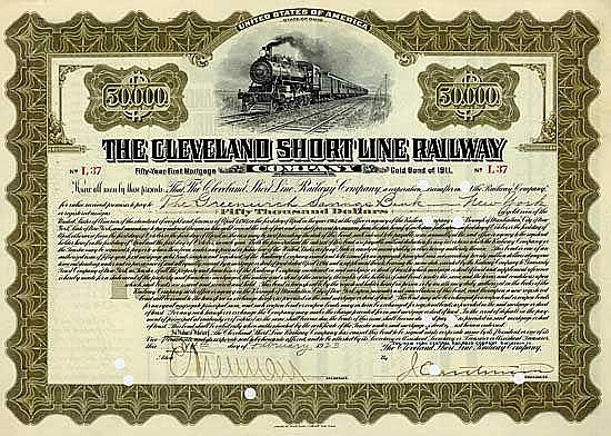 Cleveland Short Line Railway