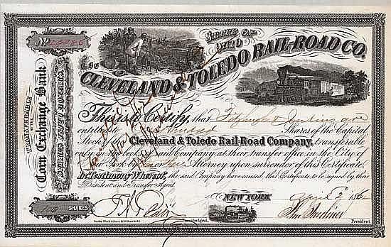 Cleveland & Toledo Railroad