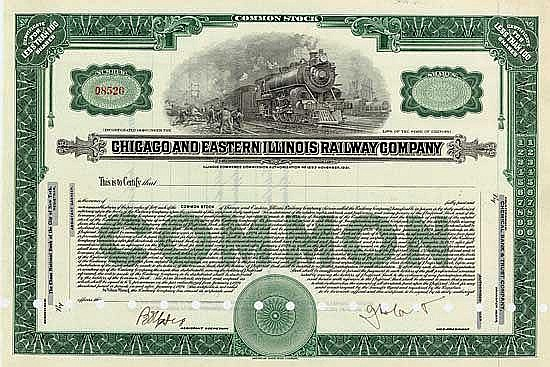 Chicago & Eastern Illinois Railway