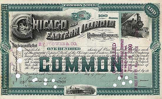 Chicago & Eastern Illinois Railroad