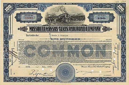 Missouri-Kansas-Texas Railroad