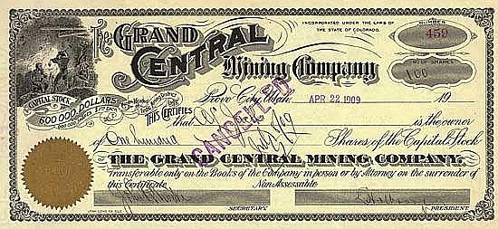 Grand Central Mining Co.