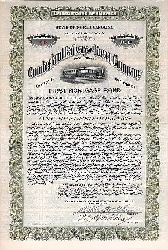 Cumberland Railway and Power Co.