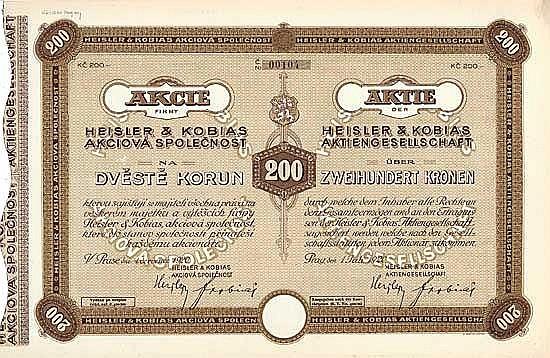 Heisler & Kobias AG