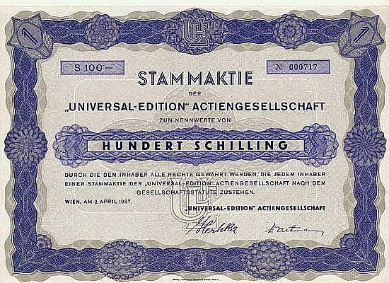 Universal-Edition AG