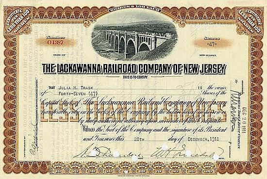 Lackawanna Railroad Co. of New Jersey