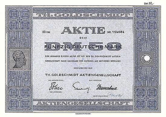 Th. Goldschmidt AG