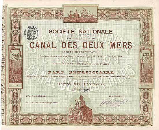 Soc. Nationale du Canal des Deux Mers