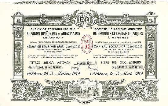 S.A. Hellénique de Produits et Engrais Chimiques