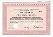 Bremer Lagerhaus-Gesellschaft AG von 1877