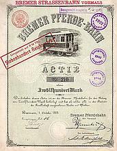 Bremer Pferde-Bahn