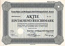 Bremer Papier- und Wellpappen-Fabrik AG