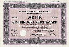 Bremer Chemische Fabrik