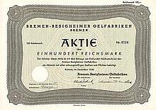 Bremen-Besigheimer Oelfabriken