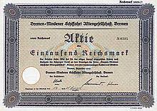 Bremen-Mindener Schiffahrt AG