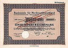 Bankverein für Nordwestdeutschland AG