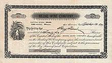 Medal Wine Co.