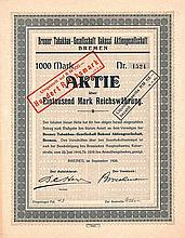 Bremer Tabakbau-Gesellschaft Bakossi AG