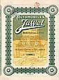 Automobiles Juwel S.A.