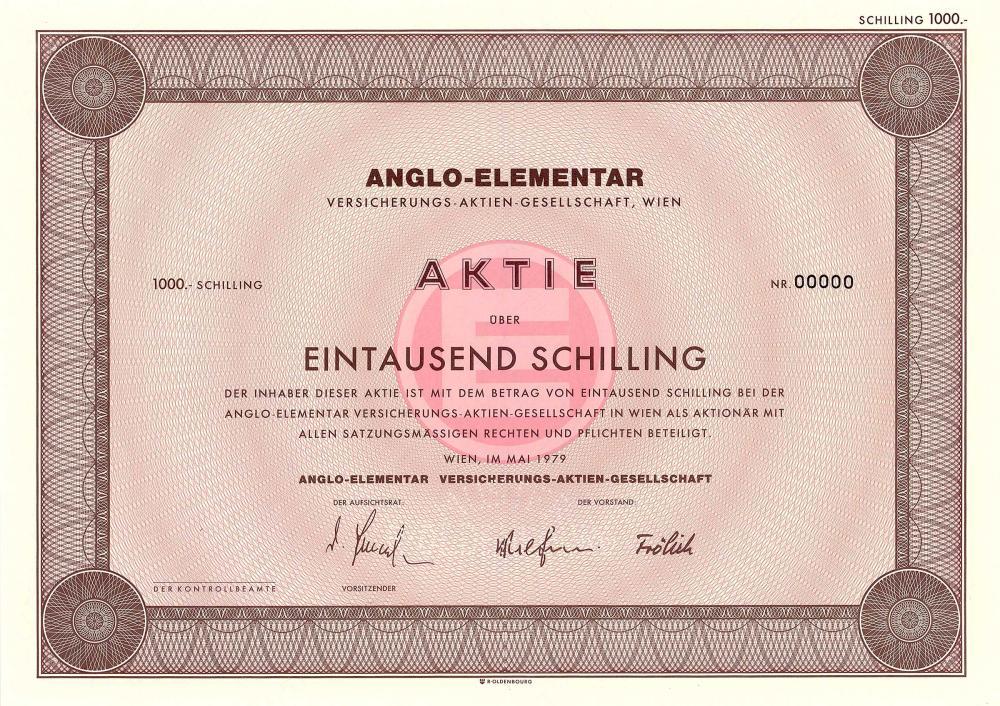 Anglo-Elementar Versicherungs-AG